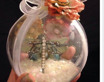 Mary Christmas Custom Ornaments