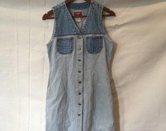 Vintage Denim Dress/Jumper