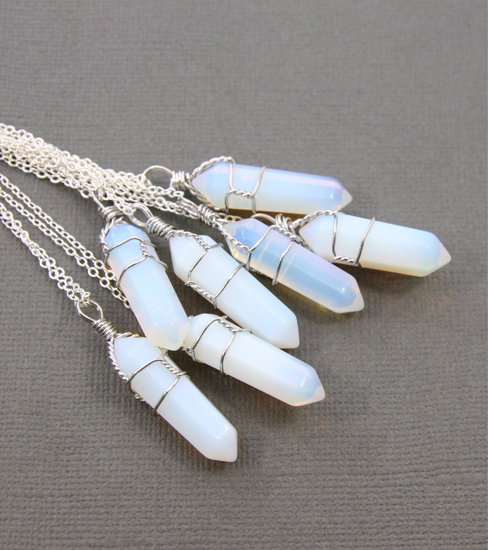 Crystal quartz necklace pendant images crystal quartz necklace pendant images crystal opal necklace images jpg aloadofball Choice Image
