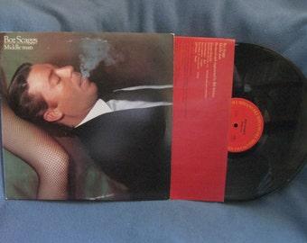 "Vintage, Boz Scaggs - ""Sneakin Sally Through The Alley"" Vinyl LP, Record Album, Original 1980 Press, Angel You"