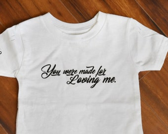 Made for Loving You *Child Size*
