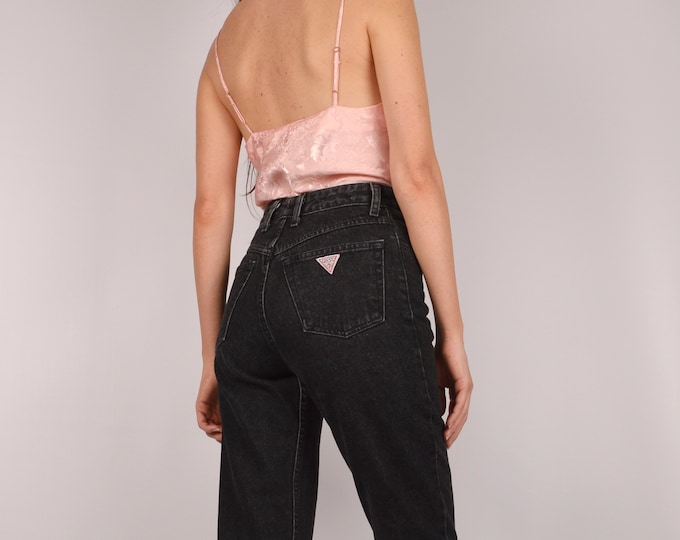 """Vintage GUESS Jeans / 27""""W High Waist"""