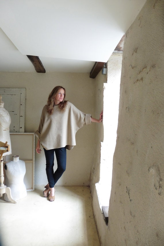 Byloom and Hyde boiled wool tunic.