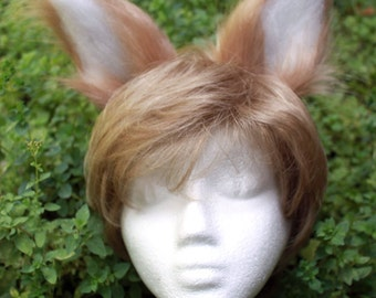 Limited Edition Blond Fox Ears