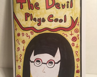 The Devil Plays Cool Zine
