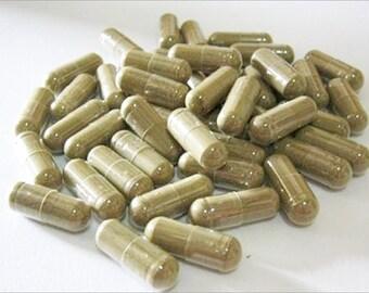Compond Murdannia Loriformis Capsules Organic Herb Herbal Tea Powder Healing Herbs 100 Capsules