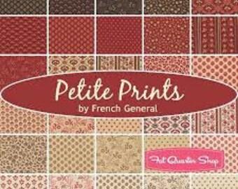 Petite Prints Charm Pack Moda Quilt Fabric