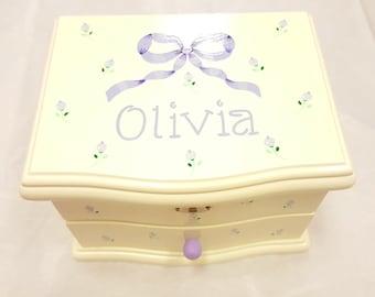 Musical jewelry box Etsy