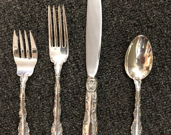 FREE SHIPPING-Strasbourg-Four Piece Place Setting