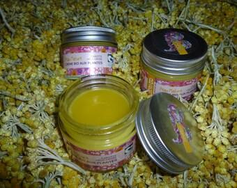 Organic cream for mature skin
