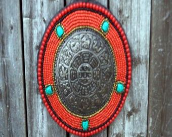 Hanging Mandala Pote small