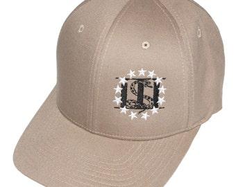 Molon Labe 3 Percenter Twill Embroidered Hat