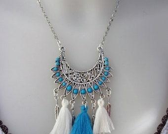 "Fancy necklace ""Marissa"""