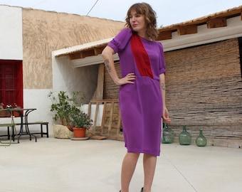 Vintage secretary dress