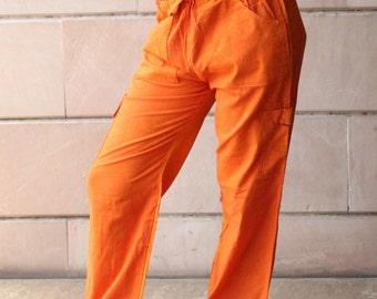 TRUELY BOHO Orange Color