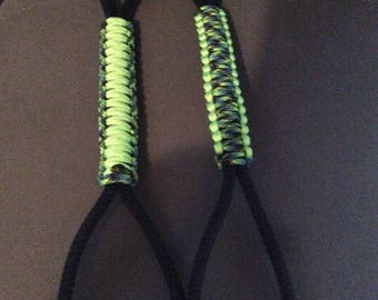 Paracord handle for 30 oz RTIC Tumbler