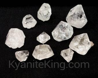 Apophyllite Pyramids | Metaphysical | Reiki | Jewelry Making | Wire Wrapping |