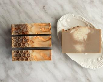 Wild Honey Hand & Body Soap, Vegan Cold Process