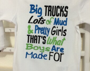Big Trucks & Lots of Mud Creeper