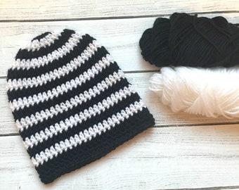 Slouchy beanie/ toddler beanie/ toddler slouchy beanie / crochet hat/ kids hats/ infant hats/ winter hat