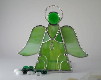 Angel Votive Candle