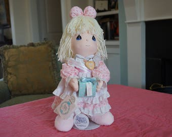 "Precious Moments Applaus ""MANDY"" 1993 MOTHER'S DAY Doll Limited Edition"