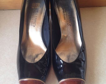 Patent Leather Socialites Pumps!