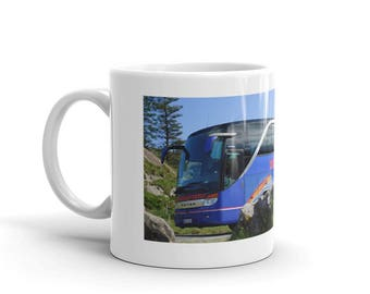 Tjornarpsbuss, Sweden. Love to have own picture on a mug?