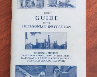 Brief Guide to the Smithsonian Institution