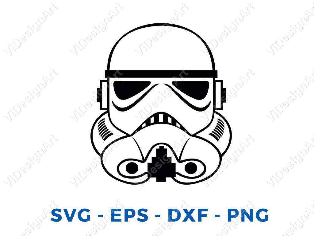 star wars stormtrooper darth vader svg dxf file for cricut design space cameo silhouette studio
