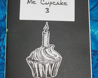 Don't Call Me Cupcake 3: Spaces & Places - Perzine