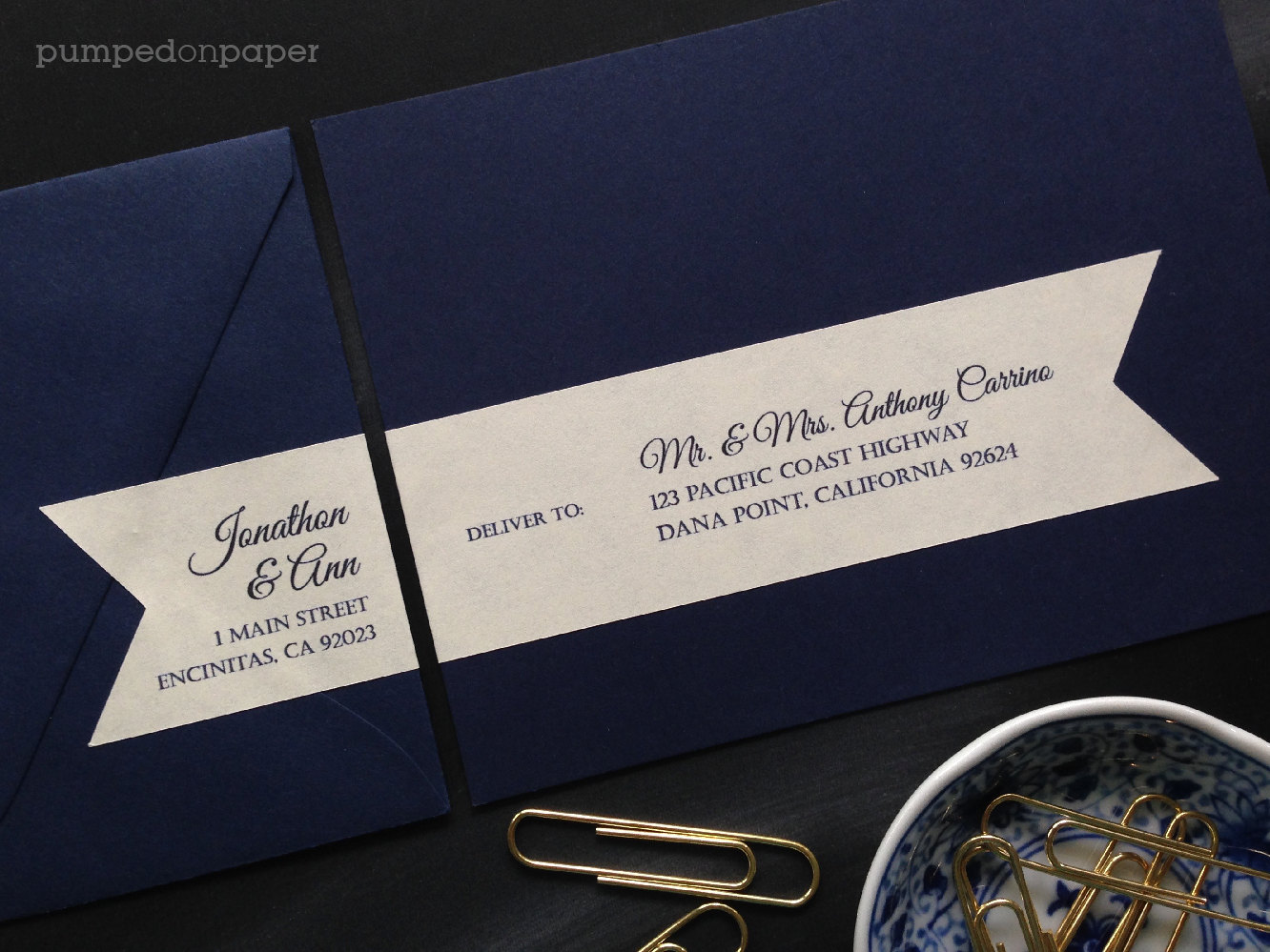 Addresses On Wedding Invitations: Personalized Mailing Address Labels For Wedding Invitations