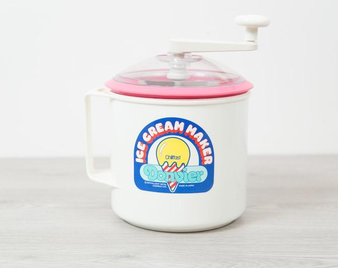 Donvier Chillfast 1.5 quart Vintage Ice Cream Maker