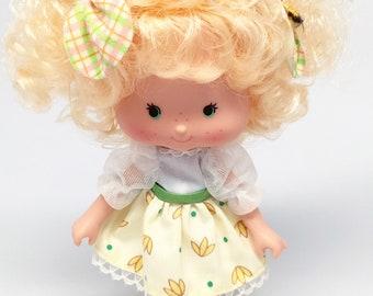 1985 Banana Twirl Berrykin Doll - Vintage Strawberry Shortcake