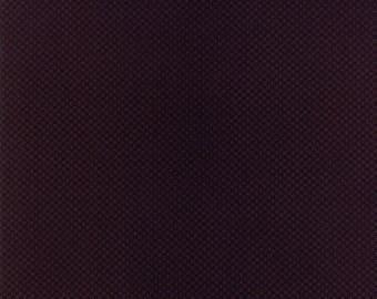 Moda - Needle & Thread Gatherings - Flower Dot Black - Soot - Fabric by the Yard 1234-16