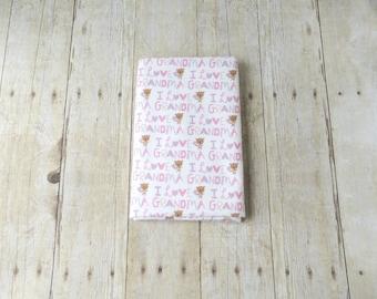 Empfang-Decke - Rosa Wickeltisch Flanelltuch - Baby Girl Geschenk - Neugeborenes Mädchen Dusche Geschenk - Oma Rosa Baby Flanelltuch