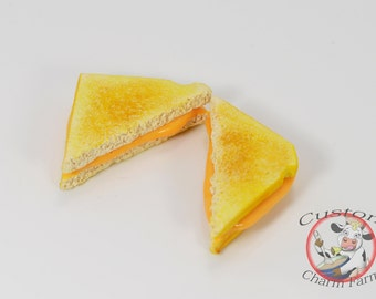 Grilled Cheese Magnets / Cheese Toasty Magnets
