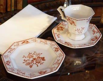 Independence Ironstone Tea Cup
