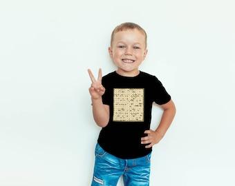 Passover Kids 2018 Matzah / Matzo Clothing Stuff Haggadah Gifts Shirt Afikoman Seder Pesach For Kids-Jewish Holidays