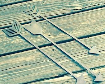 Metal Arrow Decor / Arrow Wall Decor