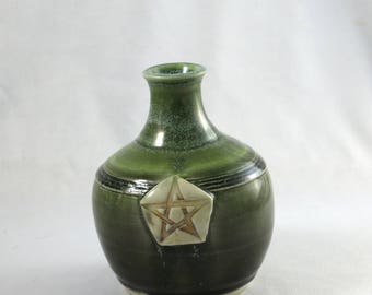Jade Magic Potion Bottle