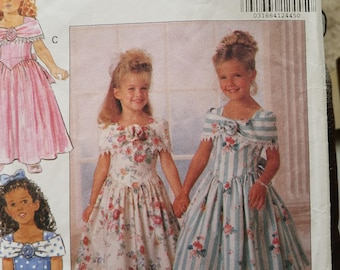 Butterick 5942 sizes 4,5 and 6.