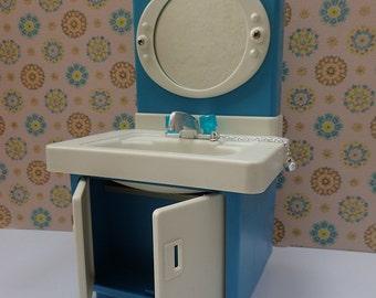 Fashion Doll Wash Basin