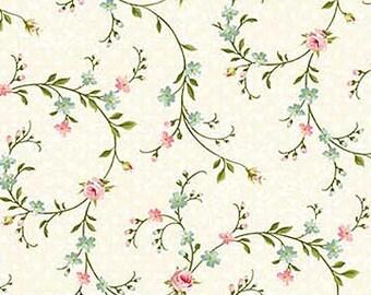 Hopelessly Romantic - Vine Flower Cream 21814-11