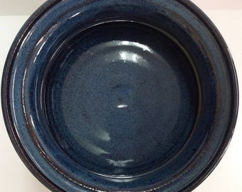 Pottery Brie Baker, Handmade, Use in Oven or Microwave, Baked Brie, FREE SHIPPING, Pottery baking dish