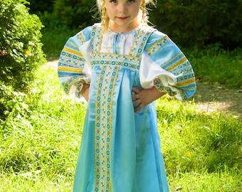 Russische Mädchen in Malta