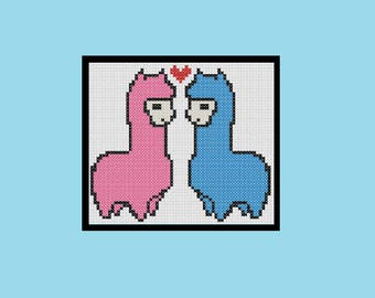 Alpaca's In Love