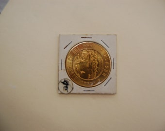 Alaska 49th State Token   -Chamber of Commerce Issue 1959 ----Unusual  See Pic