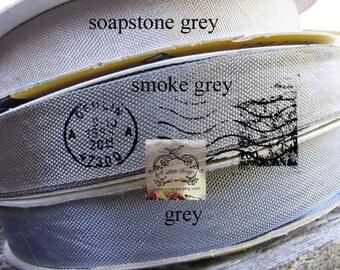 Rayon Seam Binding Ribbon Soapstone