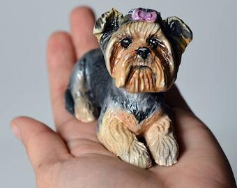 Custom Miniature Sculpture of your Pet